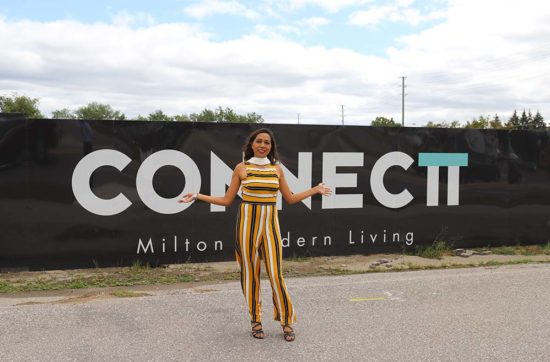 Connect Condos, Milton Launched 2019