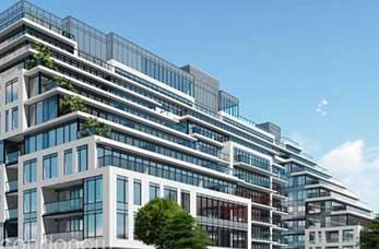 Dylan Condominium, North York: Mid Rise Luxury Condo Building