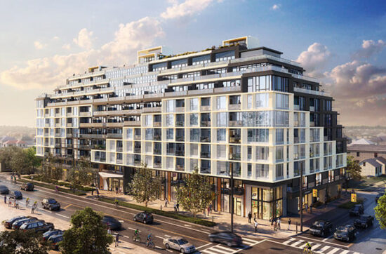 The Dylan Condominiums: The swanky new Mid-Rise complex in Midtown Toronto